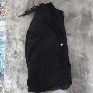 Lululemon Black Studio Pant! Size 6 Reg!